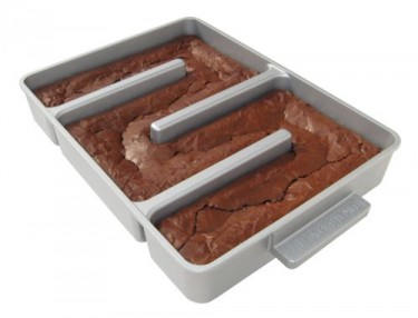 all edges brownie pan