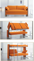 convertible futon bed